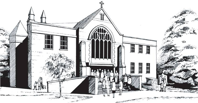 St Mary's Parish Church Woodford