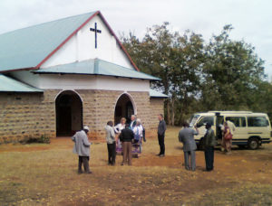 Muchunguri Church