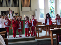 Rainbows, Brownies & Guides at St Mary's
