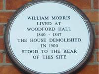 Woodford Memorial Hall History